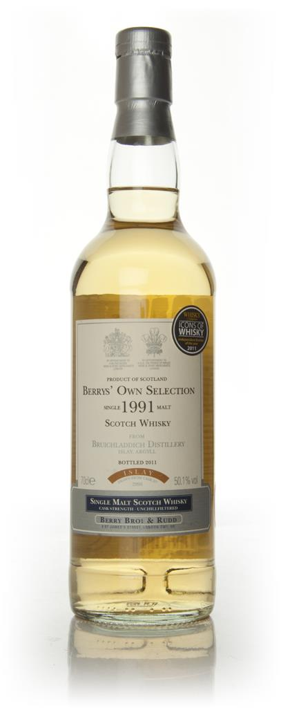 Bruichladdich 19 Year Old 1991 (Berry Brothers and Rudd) Single Malt Whisky