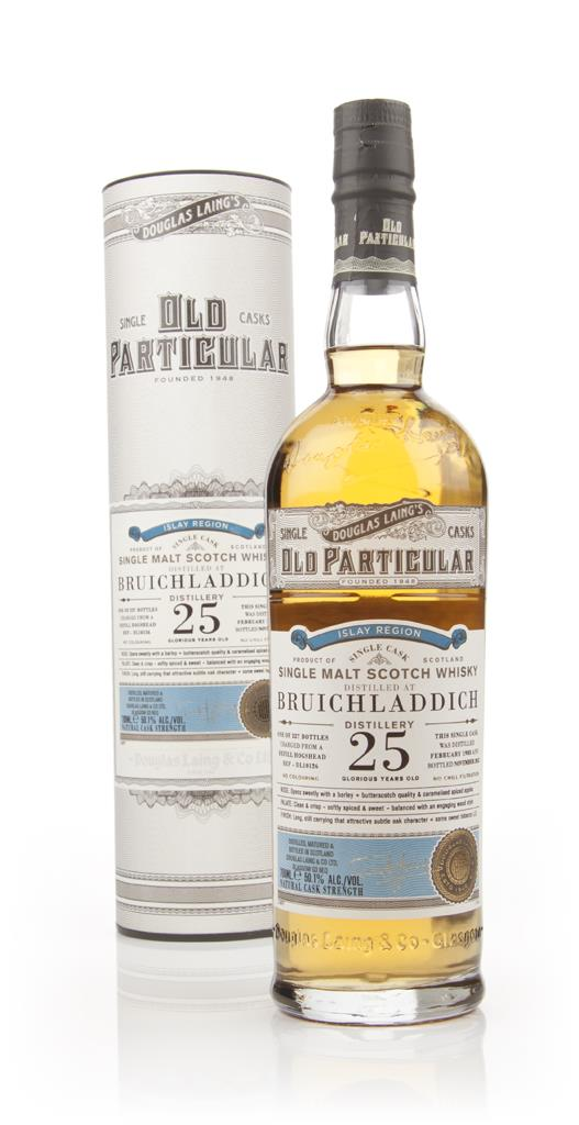 Bruichladdich 25 Year Old 1988 (cask 10126) - Old Particular (Douglas Single Malt Whisky
