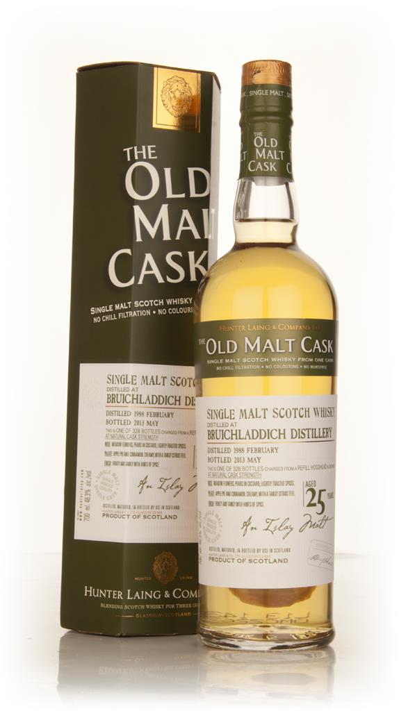 Bruichladdich 25 Year Old 1988 (cask 9810) - Old Malt Cask (Hunter Lai Single Malt Whisky