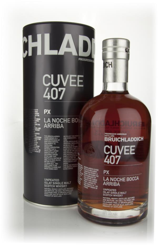 Bruichladdich Cuvee 407  PX Single Malt Whisky