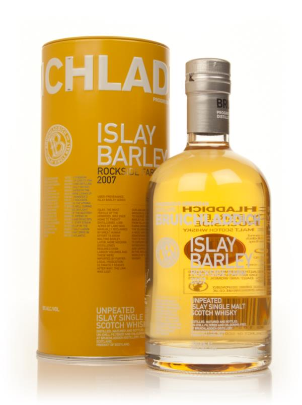 Bruichladdich Islay Barley 2007 Single Malt Whisky