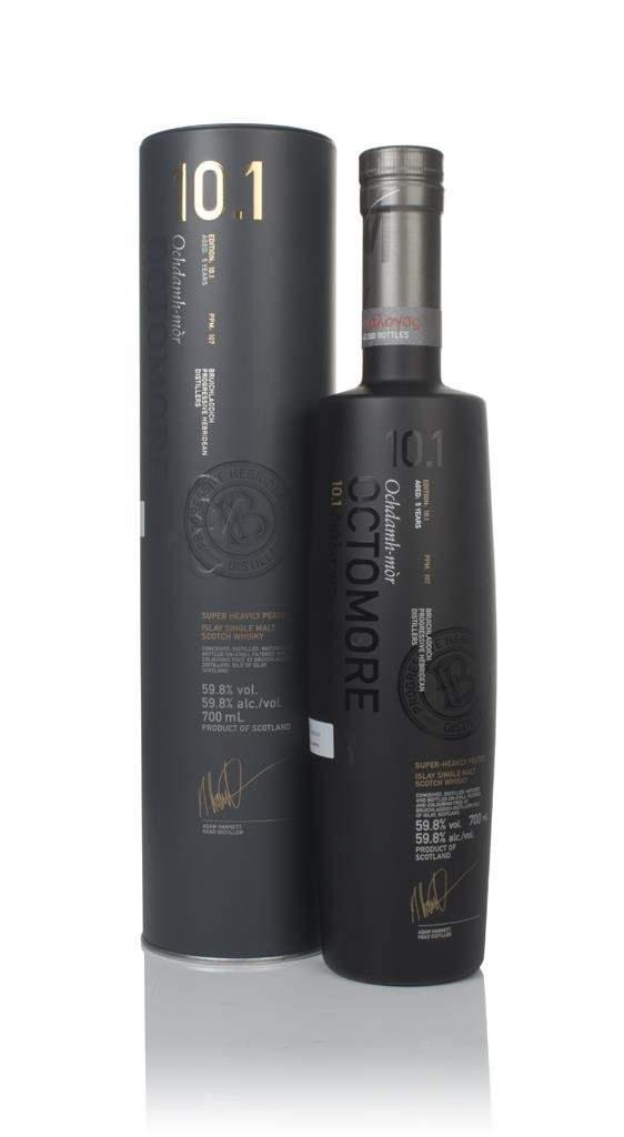 Octomore 10.1 5 Year Old 3cl Sample Single Malt Whisky
