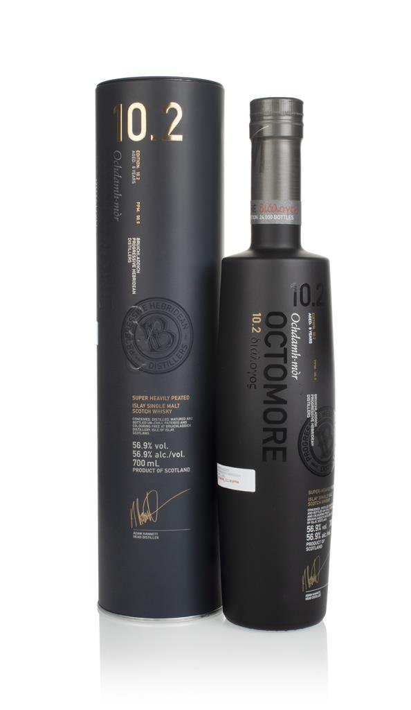 Octomore 10.2 8 Year Old Single Malt Whisky