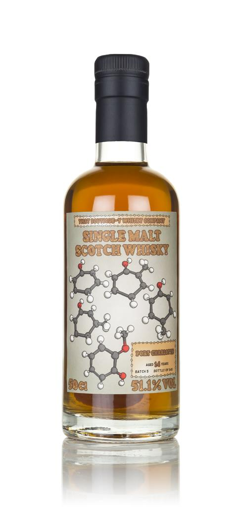 Port Charlotte 14 Year Old (That Boutique-y Whisky Company) 3cl Sample Single Malt Whisky