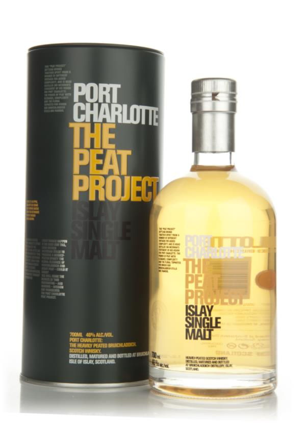 Port Charlotte Peat Project Single Malt Whisky