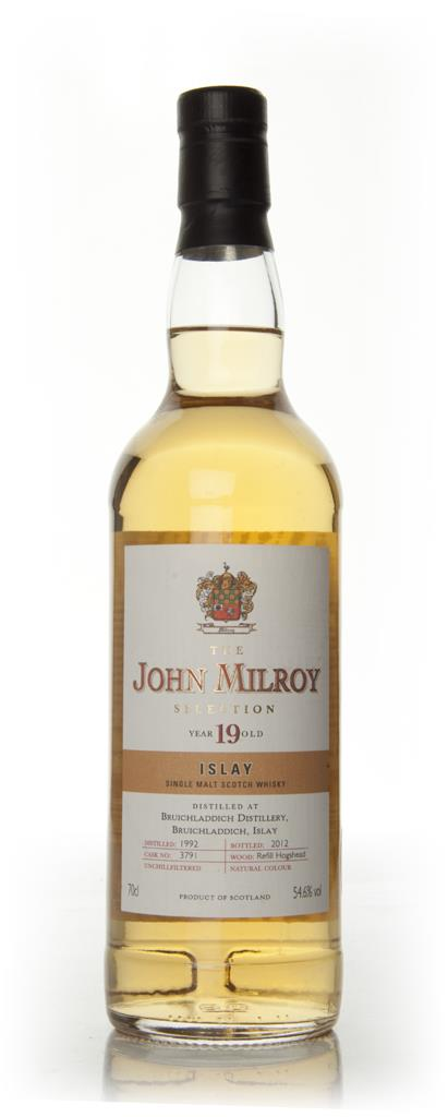 The John Milroy 19 Year Old Islay (Berry Bros. & Rudd) Single Malt Whisky