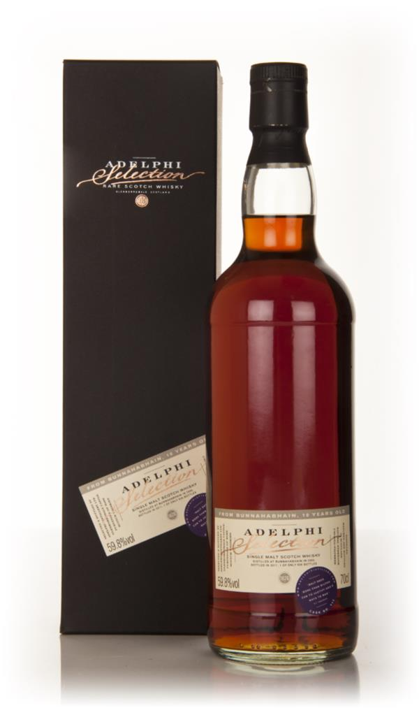 Bunnahabhain 10 Year Old 2000 (Adelphi) Single Malt Whisky