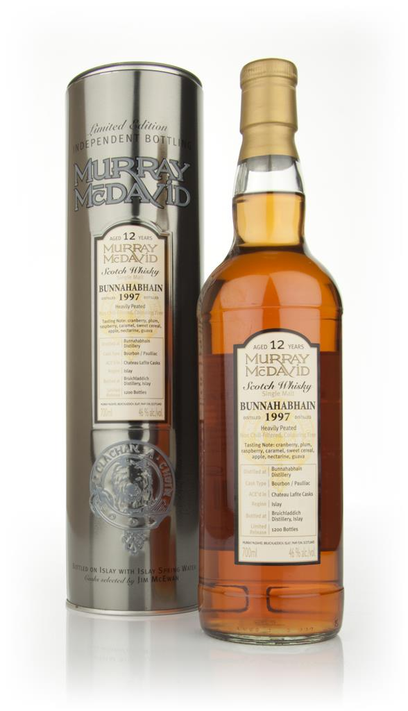Bunnahabhain 12 Year Old 1997 (Murray McDavid) Single Malt Whisky