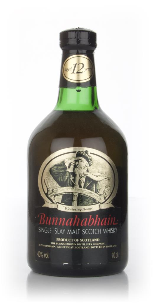 Bunnahabhain 12 Year Old (Old Bottle) (Auction Item) Single Malt Whisky