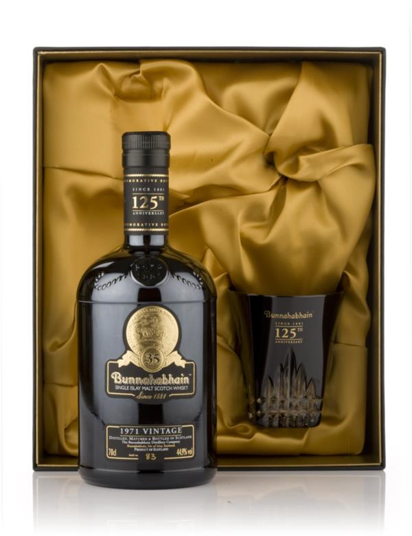 Bunnahabhain 35 Year Old 125th Anniversary Single Malt Whisky