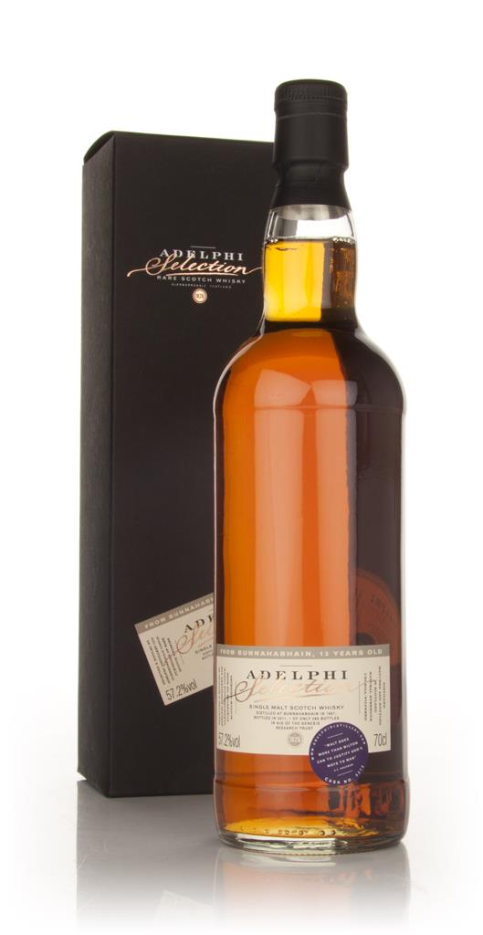 Bunnahabhain 13 Year Old 1997 (Adelphi) Single Malt Whisky