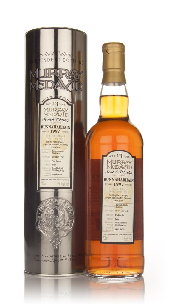 Bunnahabhain 13 Year Old 1997 (Murray McDavid) Single Malt Whisky