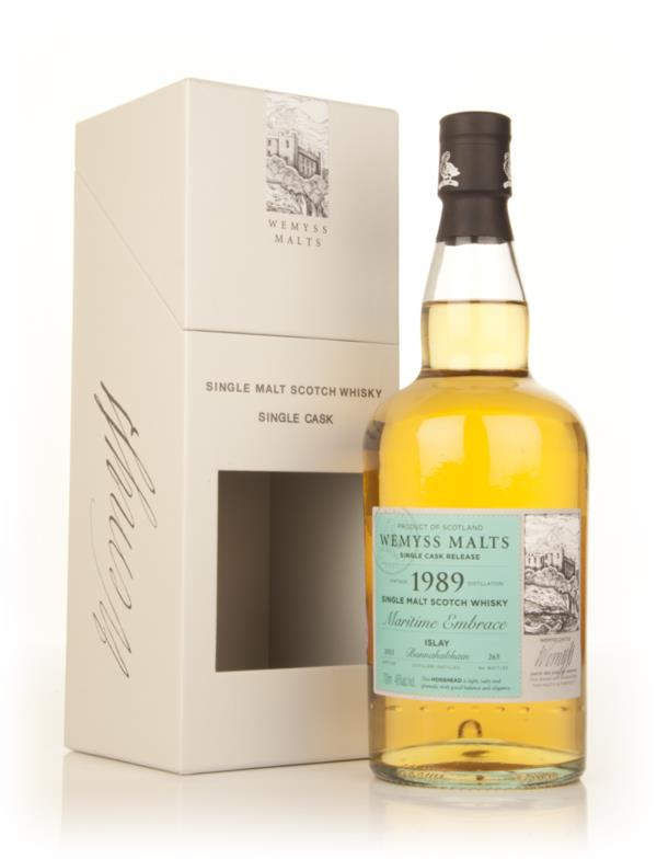 Maritime Embrace 1989 - Wemyss Malt (Bunnahabhain) Single Malt Whisky