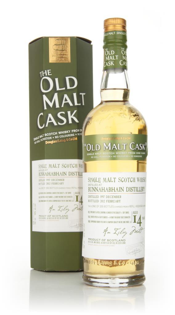 Bunnahabhain 1997 14 Year Old - Old Malt Cask (Douglas Laing) Single Malt Whisky