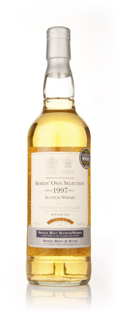 Bunnahabhain 1997 (Berry Brothers and Rudd) Single Malt Whisky