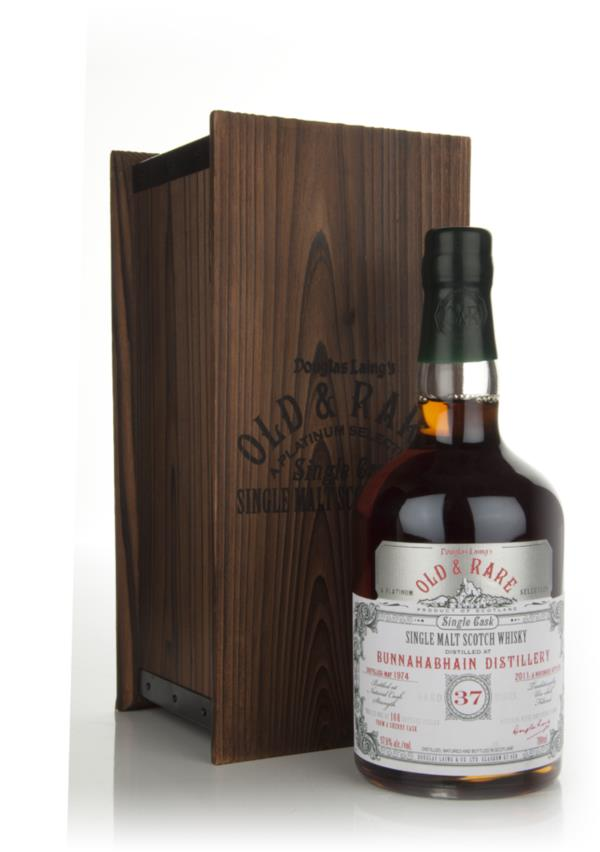 Bunnahabhain 37 Years Old 1974 - Old & Rare Collection (Douglas Laing) Single Malt Whisky