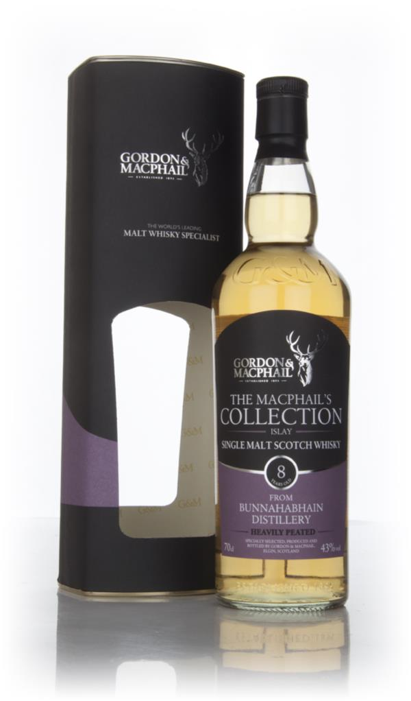 Bunnahabhain 8 Year Old - The MacPhails Collection (Gordon & MacPhail Single Malt Whisky