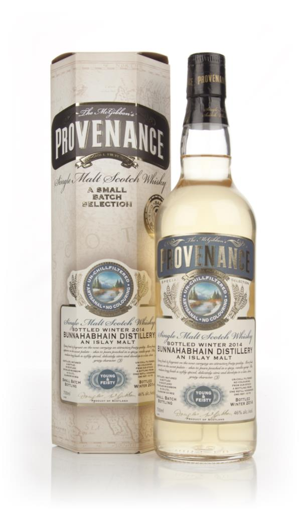 """Bunnahabhain """"Young & Feisty"""" (cask 10175) - Provenance (Douglas Laing Single Malt Whisky"""