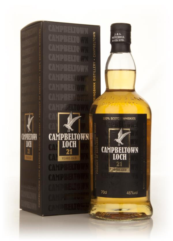 Campbeltown Loch 21 Year Old 40% Blended Whisky