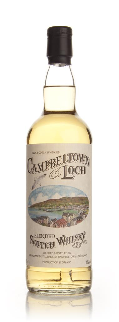 Campbeltown Loch Blend Blended Whisky