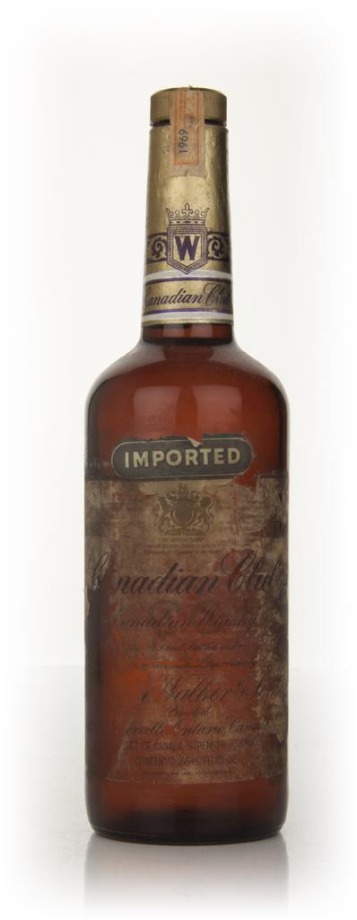 Canadian Club - 1969 Whisky