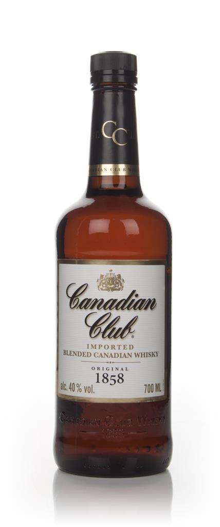 Canadian Club Single Malt Whisky