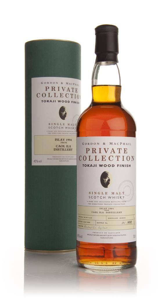 Caol Ila 14 Year Old 1994 Tokaji Wood Finish - Private Collection (Gor Single Malt Whisky
