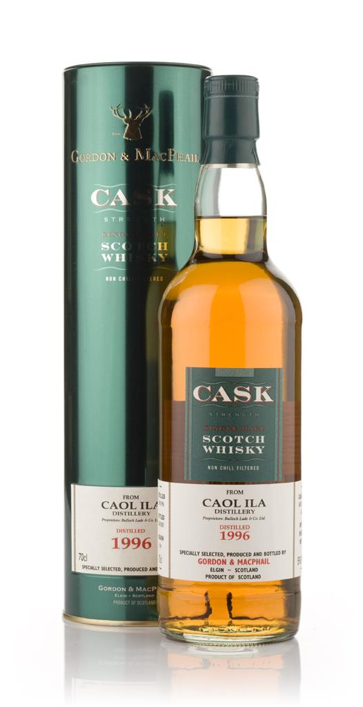Caol Ila 1996 - Cask Strength (Gordon and MacPhail) Single Malt Whisky