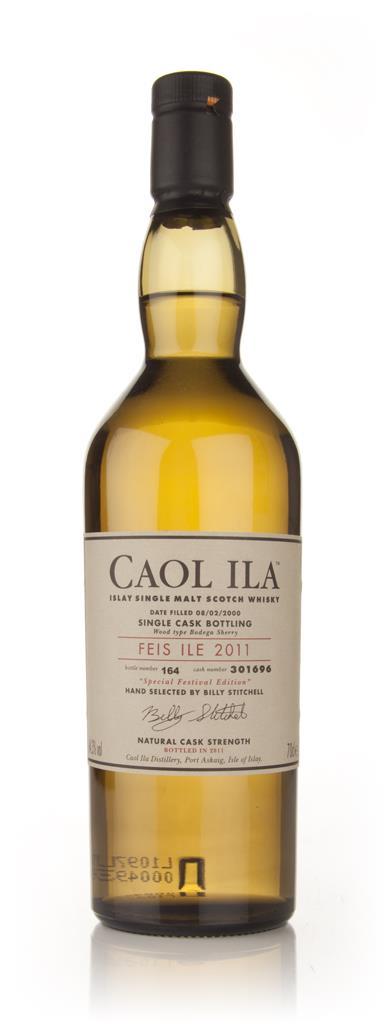 Caol Ila Feis Ile 2011 - Bodega Sherry Single Malt Whisky