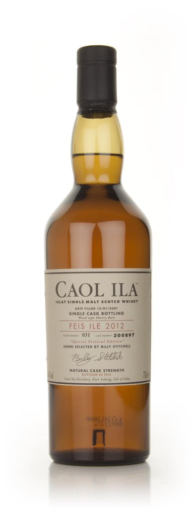 Caol Ila Feis Ile 2012 Single Malt Whisky