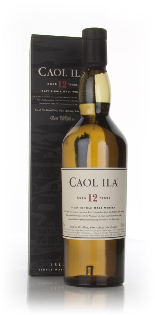 Caol Ila 12 Year Old (Old Bottling) Single Malt Whisky