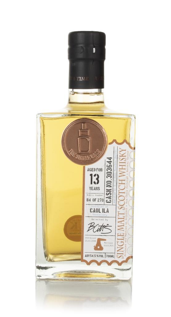 Caol Ila 13 Year Old 2008 (cask 303644) - The Single Cask Single Malt Whisky