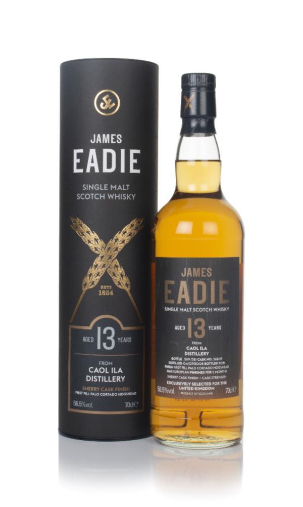 Caol Ila 13 Year Old 2008 (cask 362139) - James Eadie Single Malt Whisky