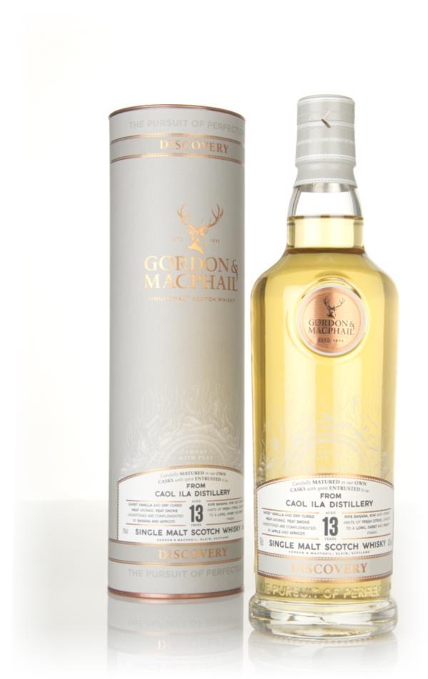 Caol Ila 13 Year Old - Discovery (Gordon & MacPhail) Single Malt Whisky