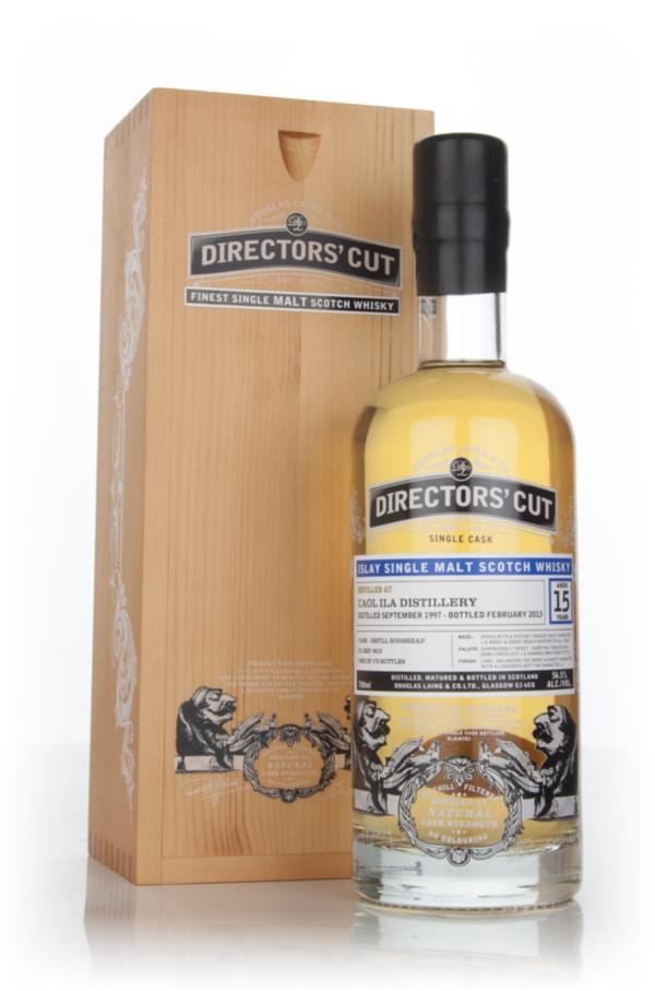 Caol Ila 15 Year Old 1997 (cask 9512) - Directors Cut (Douglas Laing) Single Malt Whisky