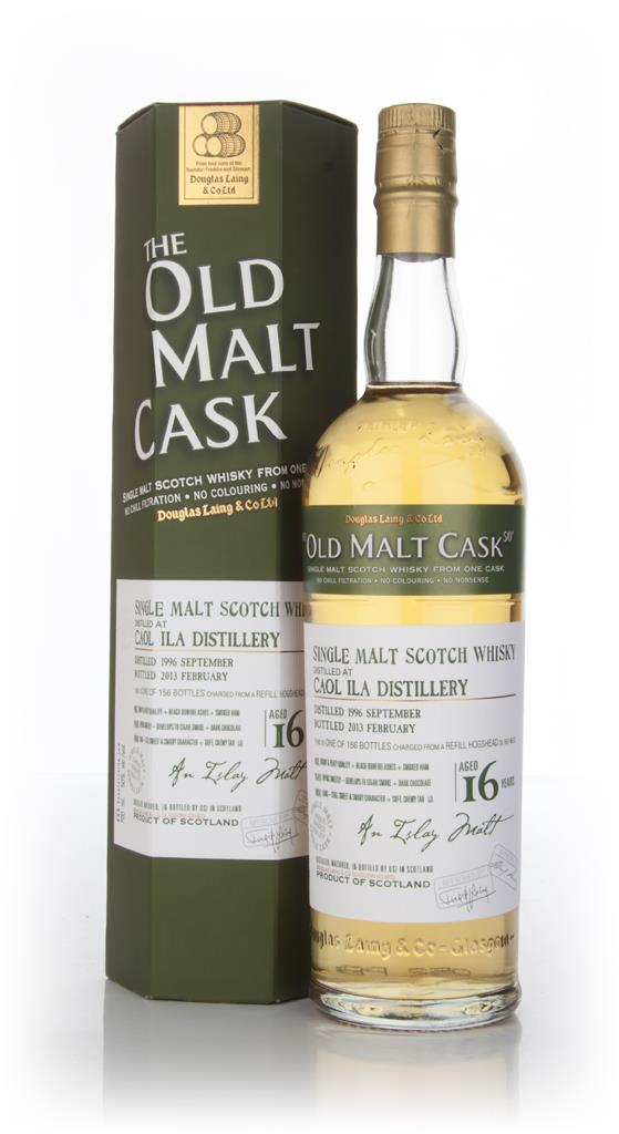 Caol Ila 16 Year Old 1996 (cask 9512) - Old Malt Cask (Douglas Laing) Single Malt Whisky