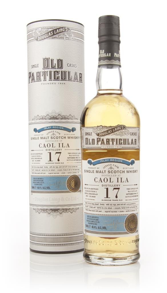 Caol Ila 17 Year Old 1996 (cask 10020) - Old Particular (Douglas Laing Single Malt Whisky
