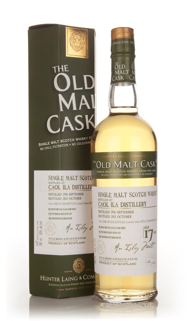 Caol Ila 17 Year Old 1996 (cask 10123) - Old Malt Cask (Hunter Laing) Single Malt Whisky