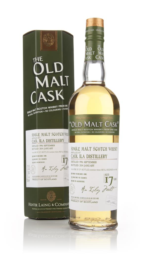 Caol Ila 17 Year Old 1996 (cask 10229) - Old Malt Cask (Hunter Laing) Single Malt Whisky