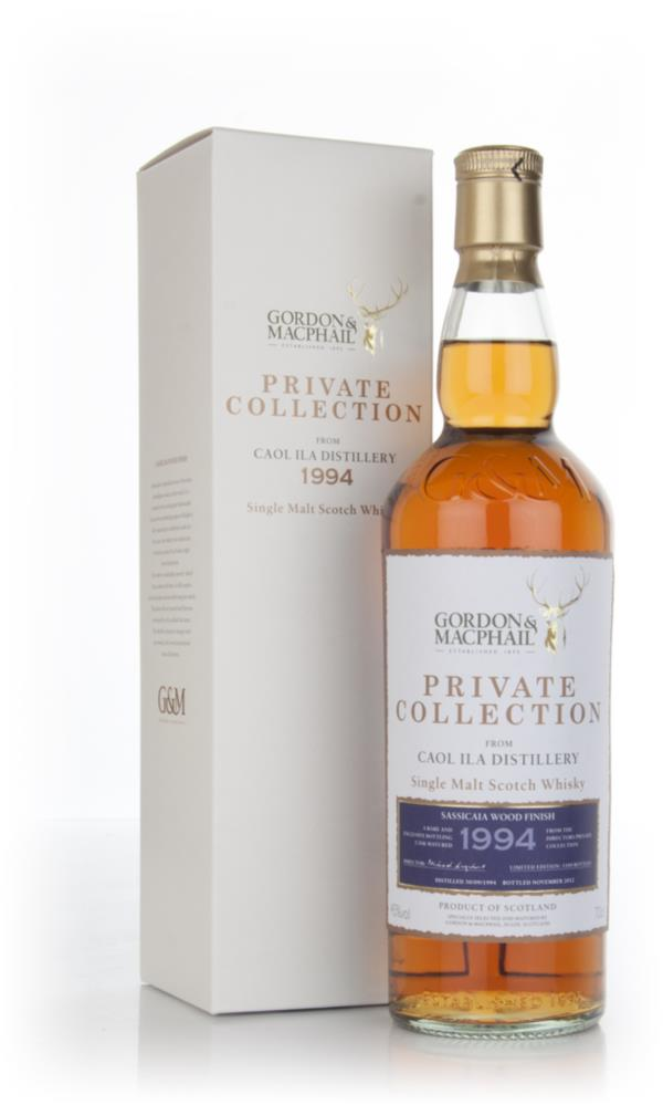 Caol Ila 18 Year Old 1994 - Sassicaia Wood Finish - Private Collection Single Malt Whisky
