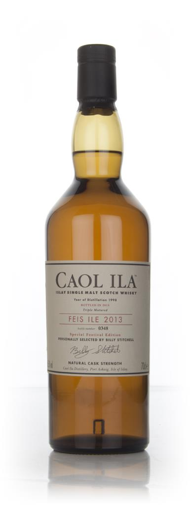 Caol Ila Feis Ile 2013 - Triple Matured Single Malt Whisky
