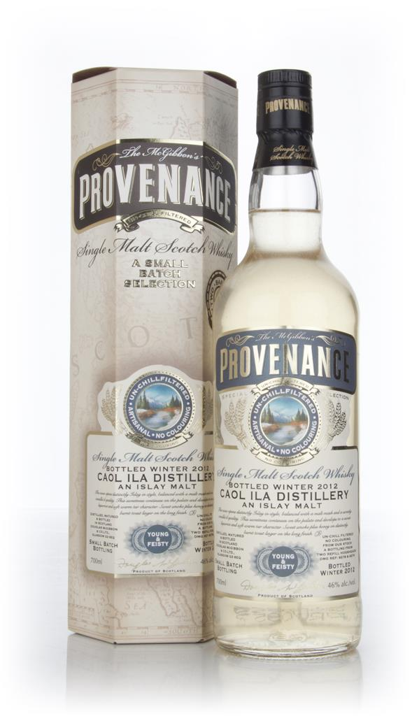 "Caol Ila ""Young & Feisty"" (casks 10178+10179) - Provenance (Douglas La Single Malt Whisky"