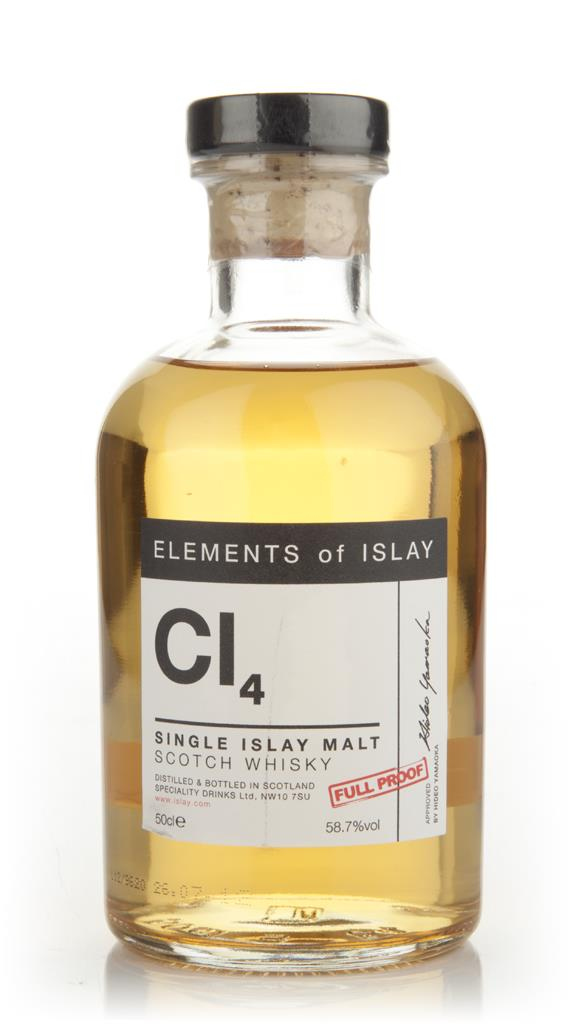 Cl4 - Elements of Islay (Caol Ila) Single Malt Whisky