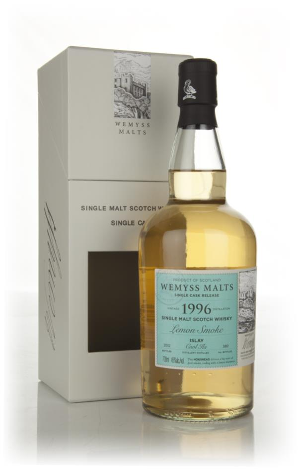 Lemon Smoke 1996 - Wemyss Malts (Caol Ila) Single Malt Whisky