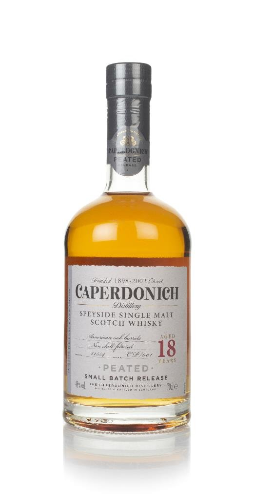Caperdonich 18 Year Old Peated - Secret Speyside Collection Single Malt Whisky