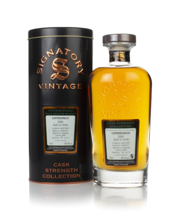 Caperdonich 20 Year Old 2000 (cask 29481) - Cask Strength Collection ( Single Malt Whisky