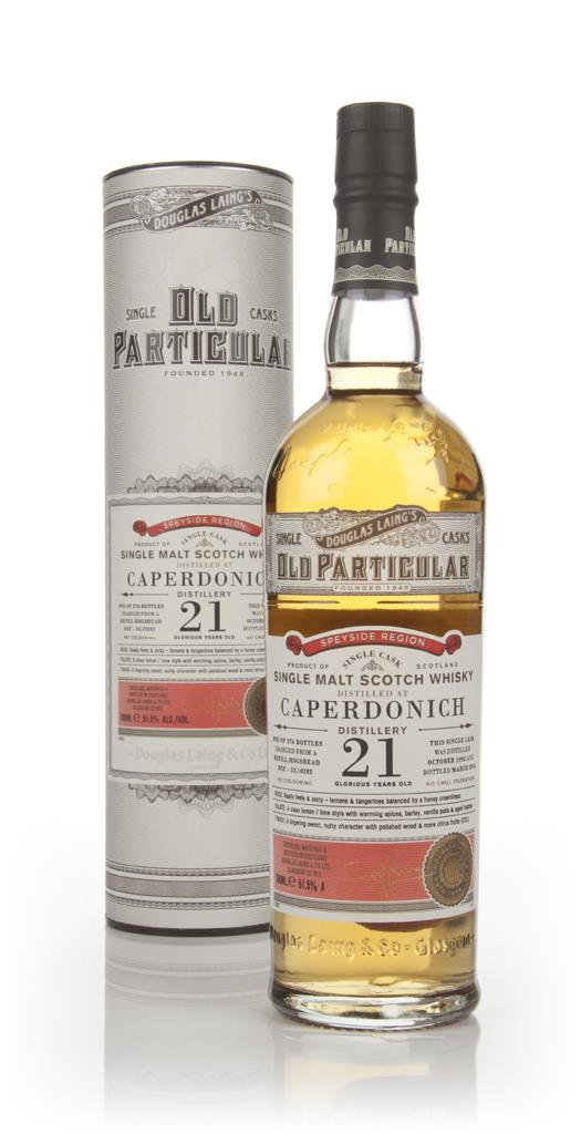 Caperdonich 21 Year Old 1992 (cask 10282) - Old Particular (Douglas La Single Malt Whisky