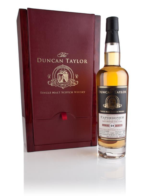 Caperdonich 21 Year Old 1992 (cask 46222) - The Duncan Taylor Single 3 Single Malt Whisky 3cl Sample