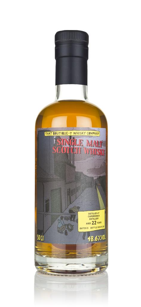 Caperdonich 22 Year Old (That Boutique-y Whisky Company) 3cl Sample Single Malt Whisky