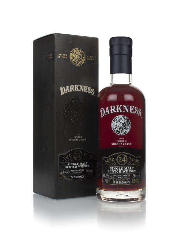 Caperdonich 24 Year Old Pedro Ximenez Cask Finish (Darkness) Single Malt Whisky